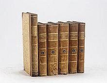[AMERICANA]. 2 ouvrages en 6 vol. ...
