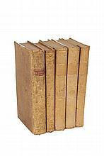 [AMERICANA]. 3 ouvrages en 5 vol. ...