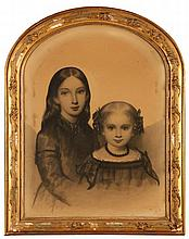 Portraits de famille   fillettes   ...