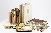 [VEVEY]. 15 brochures et ouvrages   consacrés ...