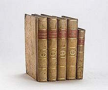 [VOYAGE]. 3 ouvrages en 5 vol. ...