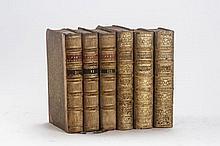 [GÉOGRAPHIE]. 3 ouvrages en 6 vol. ...