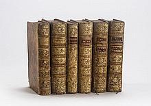 [GEOGRAPHIE]. 5 ouvrages en 6 vol. ...