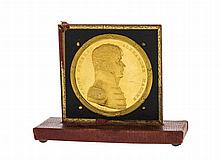 Médaille en or en l'honneur du Major ...