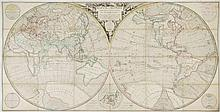 [GEOGRAPHICA]. Mappe-monde physique ...