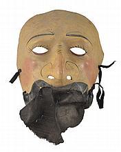 Ensemble de 10 masques de carnaval ...