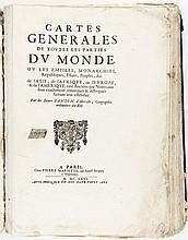 [ATLAS]. SANSON D'ABBEVILLE. Cartes ...