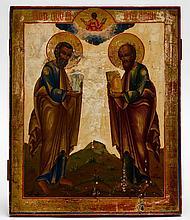 Saint Pierre et Saint Paul icône ...