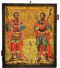 Saints Théodore Stratilates et Théodore ...