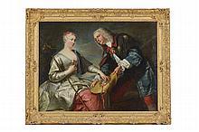 Jean-Baptiste van Loo (1684-1745) ...