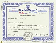 Smith & Wesson Holding Corporation