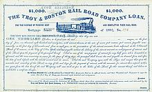 Troy & Boston Rail Road Company