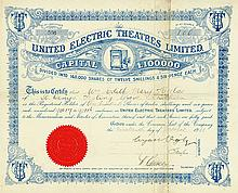 United Electric Theatres Limited