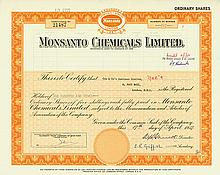 Monsanto Chemicals Limited