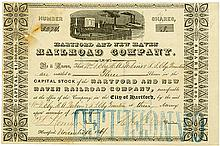 Hartford and New Haven Railroad Company