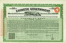 Chinese Government (Vickers Treasury Note, Kuhlmann 500)