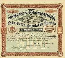 Compañia Colonizadora de la Costa Oriental de Yucatán