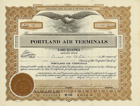 Portland Air Terminals