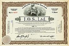 I. O. S. Ltd. Investors Overseas Services
