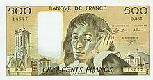 France - Banque de France - Pick 156i