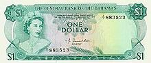 Bahamas - Central Bank of the Bahamas - Pick 35a