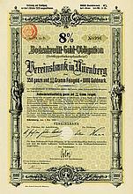 Deutschland - Reichsbankschatz [3 Stück]