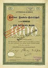 Berliner Handels-Gesellschaft