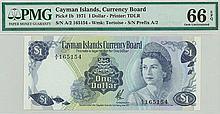 Cayman Islands - Cayman Islands Currency Board - Pick 1b
