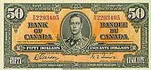 Canada - Bank of Canada - Pick 63 b
