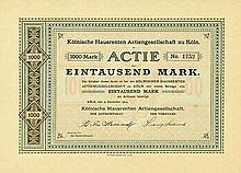 Kölnische Hausrenten AG