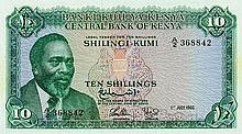 Kenya - Banki Kuu Ya Kenya - Central Bank of Kenya - Pick 2a