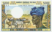 Mali - Banque Centrale du Mali - Pick 14b