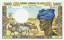 Mali - Banque Centrale du Mali - Pick 14e