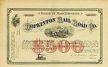 Hopkinton Rail Raod Co.