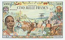 Chad - Banque Centrale États de l'afrique Centrale - République du Tchad - Pick 8