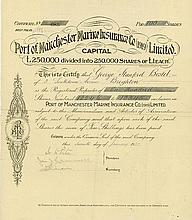 Port of Manchester Marine Insurance Co. (1919) Limited