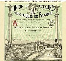 Union des Secteurs Électriques de France