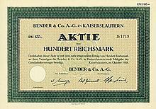 Bender & Co. AG