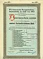 5 % Chinesische Reorganisations-Staatsanleihe in Gold von 1913 (Kuhlmann 303 TE CN)