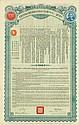 Chinese Government (Shanghai-Hangchow-Ningpo Railway Completion Loan, Kuhlmann 900)
