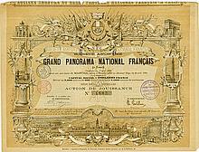 Société Anonyme du Grand Panorama National Francais (a Paris)