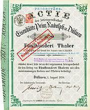 Actiengesellschaft Eisenhütte Prinz Rudolph zu Dülmen