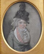 Style of Hugh Douglas Hamilton (18th century)