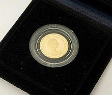 An Elizabeth II proof sovereign, dated 1979,