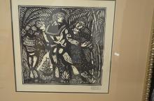 Raoul Dufy. La Danse