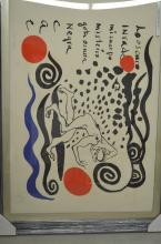 Alexander Calder. Lo Oscuro Invade