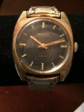 Really Nice Vintage Men's Bulova GOLD Watch
