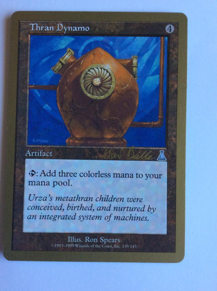 Rare Uncommon Magic the Gathering Card