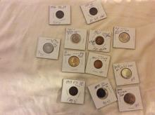 Lot of U.S. Coins