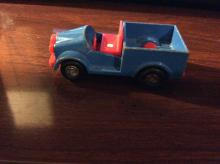1950 Made in Japan Toy Car